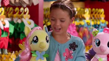 Build-A-Bear Workshop TV Spot, 'My Little Pony Fluttershy' - Thumbnail 4
