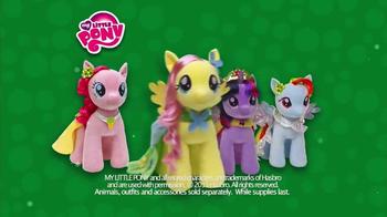 Build-A-Bear Workshop TV Spot, 'My Little Pony Fluttershy' - Thumbnail 7