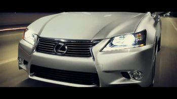 Lexus GS TV Spot, 'Start Engine' - 1180 commercial airings