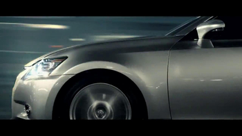 Lexus GS TV Spot, 'Start Engine' - Thumbnail 5