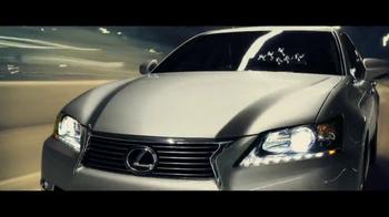 Lexus GS TV Spot, 'Start Engine' - Thumbnail 6