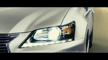 Lexus GS TV Spot, 'Start Engine' - Thumbnail 7