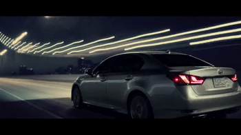 Lexus GS TV Spot, 'Start Engine' - Thumbnail 8