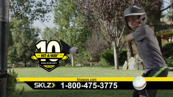 SKLZ Hit-A-Way TV Spot Featuring Matt Cerda - Thumbnail 3