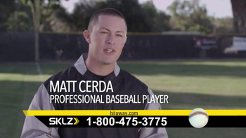 SKLZ Hit-A-Way TV Spot Featuring Matt Cerda - Thumbnail 8