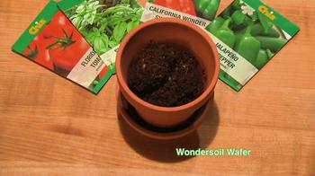 Chia Pet Chef's Garden TV Spot - Thumbnail 6