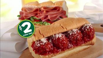 Subway Mes de Apreciación al Cliente TV Spot [Spanish] - Thumbnail 6