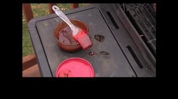 Rib Master Barbeque Brush TV Spot - Thumbnail 1