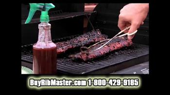 Rib Master Barbeque Brush TV Spot - Thumbnail 3