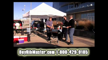 Rib Master Barbeque Brush TV Spot - Thumbnail 4