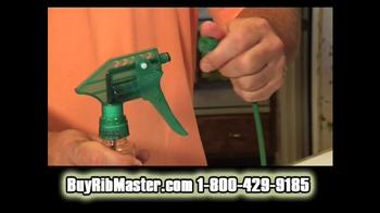 Rib Master Barbeque Brush TV Spot - Thumbnail 5
