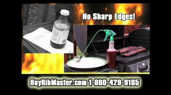 Rib Master Barbeque Brush TV Spot - Thumbnail 7