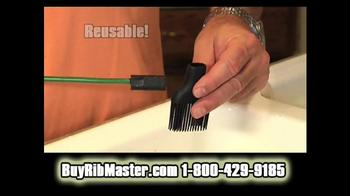 Rib Master Barbeque Brush TV Spot - Thumbnail 8