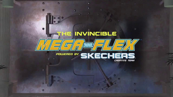 Skechers TV Spot, 'The Invincible Mega-Flex'