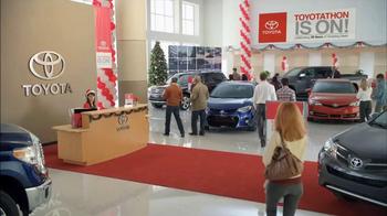 Toyota Toyotathon Toyota Care TV Spot - Thumbnail 1