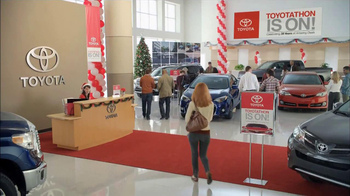 Toyota Toyotathon Toyota Care TV Spot - Thumbnail 2