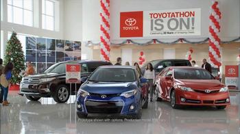 Toyota Toyotathon Toyota Care TV Spot - Thumbnail 3