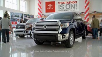 Toyota Toyotathon Toyota Care TV Spot - Thumbnail 4