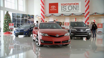 Toyota Toyotathon Toyota Care TV Spot - Thumbnail 5