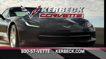 2014 Corvette Stingray TV Spot, 'Largest Selection' - Thumbnail 1