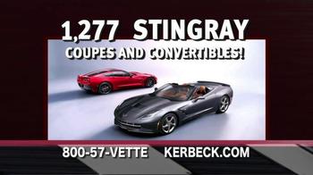 2014 Corvette Stingray TV Spot, 'Largest Selection' - Thumbnail 5