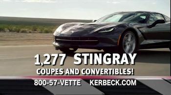 2014 Corvette Stingray TV Spot, 'Largest Selection' - Thumbnail 9