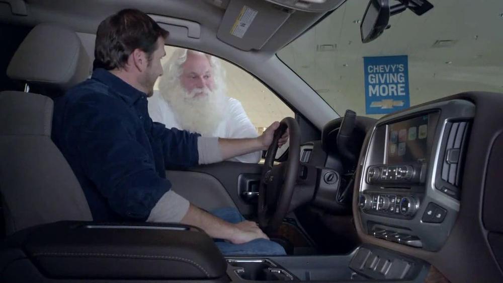 2014 Chevrolet Silverado 1500 TV Commercial, 'Santa ...