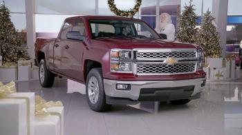 2014 Chevrolet Silverado 1500 TV Spot, 'Santa Salesman' - Thumbnail 2