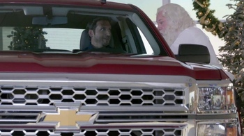 2014 Chevrolet Silverado 1500 TV Spot, 'Santa Salesman' - Thumbnail 3