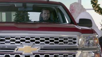 2014 Chevrolet Silverado 1500 TV Spot, 'Santa Salesman' - Thumbnail 6