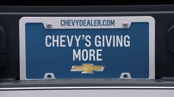 2014 Chevrolet Silverado 1500 TV Spot, 'Santa Salesman' - Thumbnail 7