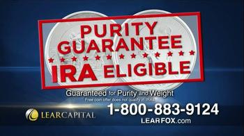 Lear Capital TV Spot, 'America's Debt' - Thumbnail 6