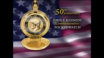 John F. Kennedy Commemorative Watch TV Spot - Thumbnail 1