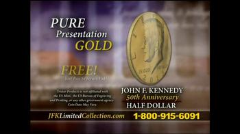 John F. Kennedy Commemorative Watch TV Spot - Thumbnail 5