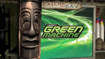 Huffy Green Machine TV Spot, 'Catch of the Day'