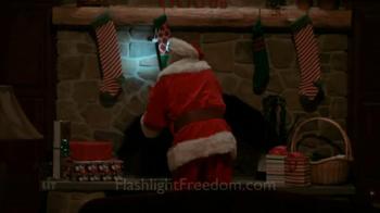 Flashlight Freedom B Lit TV Spot - Thumbnail 1