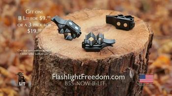 Flashlight Freedom B Lit TV Spot - Thumbnail 10