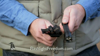 Flashlight Freedom B Lit TV Spot - Thumbnail 2
