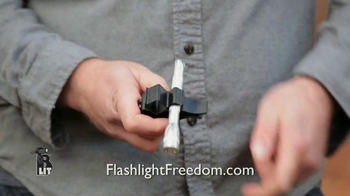 Flashlight Freedom B Lit TV Spot - Thumbnail 3