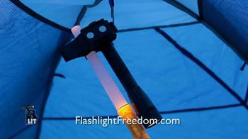 Flashlight Freedom B Lit TV Spot - Thumbnail 6