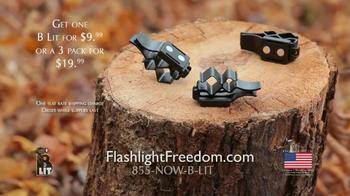 Flashlight Freedom B Lit TV Spot - Thumbnail 8