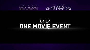 Justin Bieber's Believe - Alternate Trailer 1