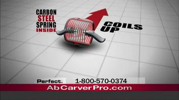Perfect. Ab Carver Pro TV Spot, 'Lean, Flat, Stomach' - Thumbnail 4