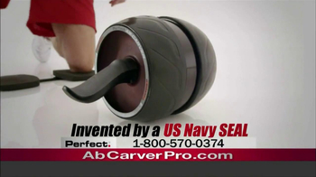 Perfect. Ab Carver Pro TV Spot, 'Lean, Flat, Stomach' - Thumbnail 5