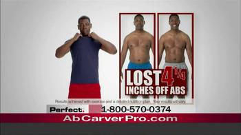 Perfect. Ab Carver Pro TV Spot, 'Lean, Flat, Stomach' - Thumbnail 6