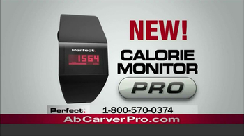 Perfect. Ab Carver Pro TV Spot, 'Lean, Flat, Stomach' - Thumbnail 7