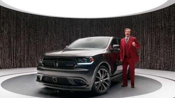 Dodge Durango TV Spot, 'Teddy Durango' Featuring Will Ferrell - Thumbnail 10