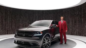 Dodge Durango TV Spot, 'Teddy Durango' Featuring Will Ferrell - Thumbnail 2