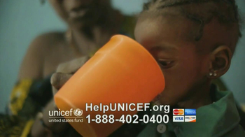 UNICEF TV Spot, 'No Child' - Thumbnail 8