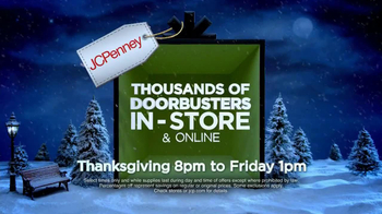 JCPenney Black Friday TV Spot, 'Jingle More Bells' - Thumbnail 5